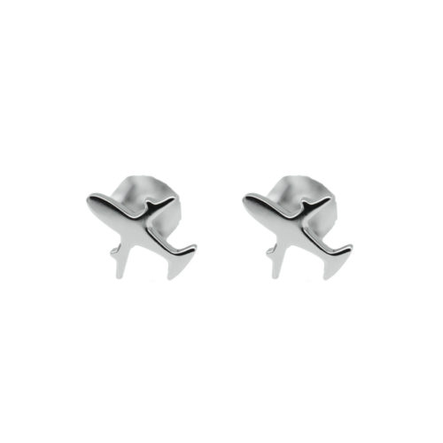 #FERNWEH EARRINGS SILVER