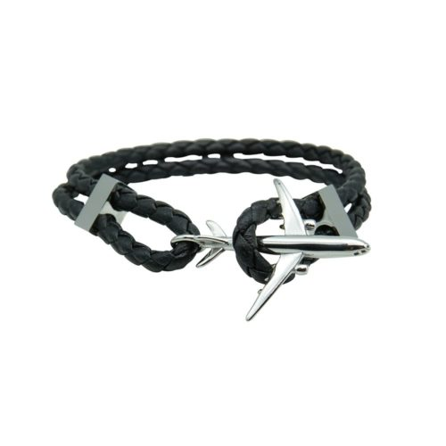 #GO-AROUND BRACELET SILVER